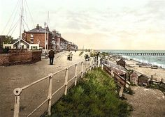 Old Photos of Suffolk: Southwold