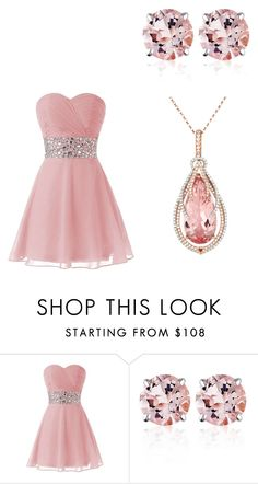 """""""Untitled #17"""" by cecilie-smukke ❤ liked on Polyvore featuring beauty and Belk & Co."""