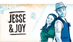 "I love Jesse y Joy! Their new song ¡Corre! is awesome, as well as the first single ""Me Voy"" from their upcoming third album ""¿Con quién se queda el perro?"""