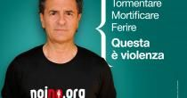 NoiNo.org, la campagna degli uomini contro la violenza sulle donne   Iperbole