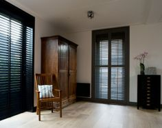 *Woonkamer - Jasno Shutters & Blinds
