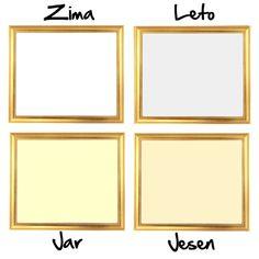 Farebná typológia - Vhodný odtieň schampano pre svadobné šaty