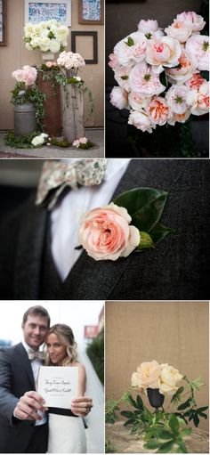 Flowers #HollyFlora #Wedding  Lauren Ross Photography : http://pinterest.com/lauren_ross/ @Beth Helmstetter http://pinterest.com/bethhelmstetter/