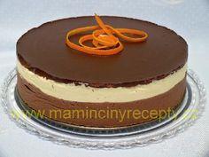 Čokoládový dort s pomerančovou pěnou Hamburger, Cheesecake, Treats, Sweet, Food, Cakes, Sweet Like Candy, Candy, Goodies