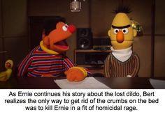 More Adventures of Ernie and Bert!