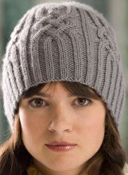 Six free hat patterns - free knitting patterns Loom Knitting, Knitting Patterns Free, Knit Patterns, Free Knitting, Free Pattern, Knitting Books, Knitting Projects, Stitch Patterns, Knit Or Crochet