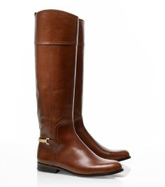 Jess Riding Boot | Womens Boots & Booties | ToryBurch.co.uk    I WANT THESE