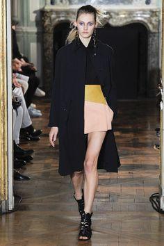 Veronique Leroy at Paris Fashion Week