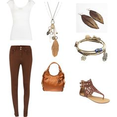 Nature outfits by redrosebloom on Polyvore featuring polyvore, fashion, style, BCBGMAXAZRIA, Salsa, Yoki, MICHAEL Michael Kors and Mudd