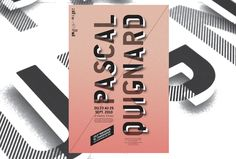 PASCAL QUIGNARD, Rencontres littéraires