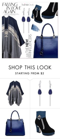 """""""Blue Style"""" by lucky-1990 ❤ liked on Polyvore featuring Sisley"""