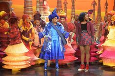 """amuzed1:     BEST REASON TO CALL 911 Good heavens, Glee grad Amber Riley absolutely slayed """"He's the Wizard"""" — and then murdered it all over again with that epic final run. Can we get her back on our TVs on a weekly basis, NBC? Thanks!   The Wiz Live: 16 Best, Worst and Wackiest Moments!"""