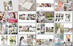 Wedding Photography Album Template