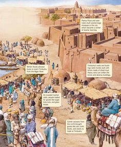 Africa_-_Mali_Timbuktu.jpg  Lots of resources and video links on the regions of Africa and African History