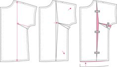 It's not really all that difficult to find your size once you understand how pattern sizing works.