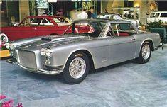 Ferrari 400 Superamerica Coupe Speciale (Pininfarina) - Turin, 1959