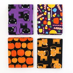 Pumpkin Fun fabric by Ann Kelle
