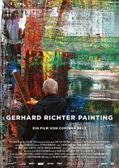 GERHARD RICHTER PAINTING - Gesehen am 21.04. in der Reihe SOULFOOD ART im Metropolis Kino Hamburg. Ein toller Maler, dieser Gerhard Richter.