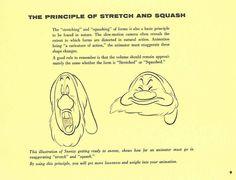 Page #9   Walt Disney's - Tips on Animation