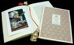 A Christmas Carol by Charles Dickens. Designed, illustrated and printed by Jim Rimmer. Pie Tree Press: New Westminster, B.C.: 1998. Vancouver Public Library, Special Collections:  823 D54cc11 Photo credit: Kim McCarthy