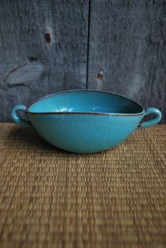 vintage ceramic bowl by vagabondmerchant on Etsy, $15.00