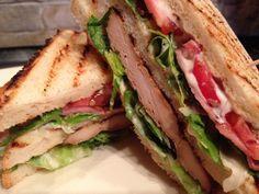 Club szendvics Recept képpel - Mindmegette.hu - Receptek Sandwiches, Food And Drink, Pizza, Minden, Paninis