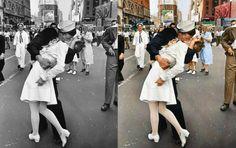VJ Day in Times Square