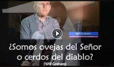 Will Graham - ¿ERES UNA OVEJA DEL SEÑOR O UN CERDO DEL DIABLO?
