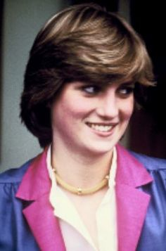 July 2, 1981: Lady Diana Spencer, fiance of Prince Charles at Wimbledon.