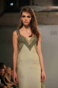 I feel a little like a mermaid...Dilek Hanif HC S'12