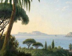 Jakob Philipp Hackert - Capri