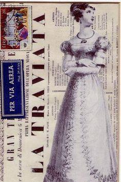 La Traviata - dieing of consumption - blasting sick vocals - tragically beautiful :)
