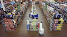 PHOTOS/VIDEO: Robots to work in 50 Wal-Marts, including several in Arkansas