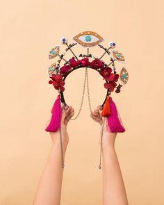 As melhores inspirações de tiaras para o Carnaval 2020!