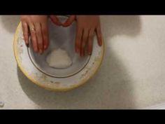 Как сделать холодный фарфор. САМЫЙ ПРОСТОЙ СПОСОБ.How to make cold porcelain. The easiest way - YouTube