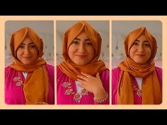 Hijab Tutorial 2014 - Easy Hijab Tutorial - Simple Hijab Tutorial - الحج...