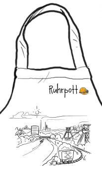 Latz für Erwachsene /'/'Skyline Ruhrpott/'/'