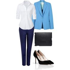 Message: energetic, team player, resourceful   How to achieve:     Wear business casual  Wear cold colours like blues and purples because they are are associated with this industries  Wear pants because in this fields male workers are predominant