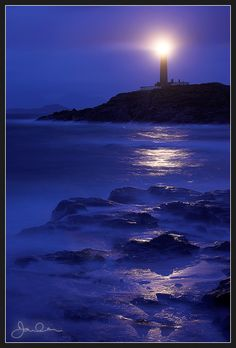 bell rock lighthouse. scotland