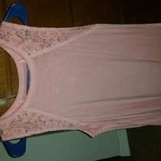 Ameican Eagle Tank Sheer AE tank. Great condition. American Eagle Outfitters Tops Tank Tops