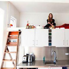 Would You Want a Loft Bedroom?