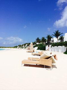 Capjuluca Hotel, Anguilla, British West Indies, this morning, it was magnificent!