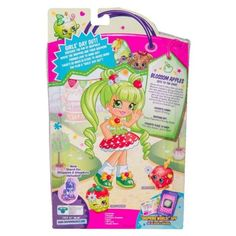 Shoppies Dolls, Shopkins And Shoppies, Vip Card, Things To Come, Apple, Cards, Wallpapers, Monsters, Creative Crafts