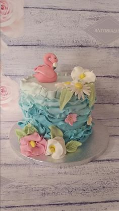 Flamingo Summer Cakes, Flamingo, Desserts, Food, Flamingo Bird, Tailgate Desserts, Deserts, Eten, Flamingos