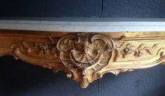 Antique French Louis XV Style Console Table 4