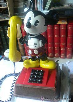 Bonito telefono de los 60