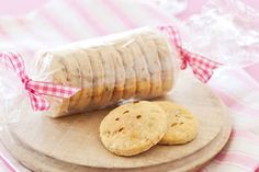 Serve biscuits as a nibble with drinks.