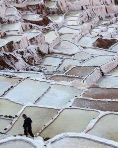 | Rodrigo Vieria Soares | Salt Beds, Sacred Valley, Peru |lagom_studio