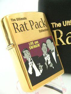 Rat Pack Zippo | Flickr - Photo Sharing!