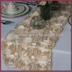 New Design fancy Wedding Table Overlay 4 $10~$99